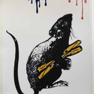 Blek Le Rat - Art Gallery Arterego